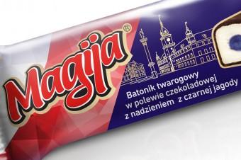 Nowy smak batoników Magija