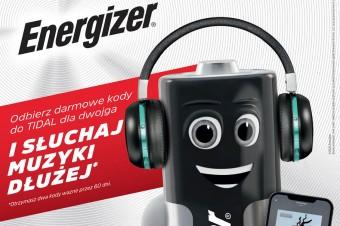 Nowa promocja Energizer i Tidal