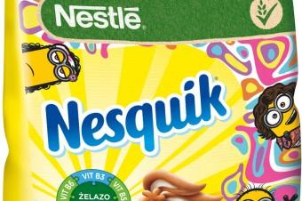"""Płatki Nestlé startują z loterią """"Minionki""""!"""