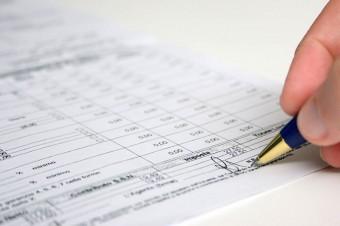 Drastyczny spadek liczby wystawionych faktur w kwietniu