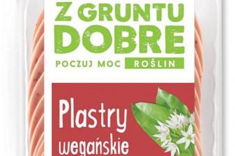 Nowe plastry wegańskie Z Gruntu Dobre. Moc roślin – moc smaku!