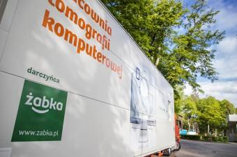 Żabka przekazała szpitalowi w Gorzowie Wielkopolskim tomograf o wartości 3 mln zł