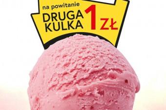 Lodziarnio-kawiarnie Grycan znów otwarte Na powitanie – druga kulka lodów tylko za 1 zł!