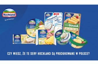 Hochland w Polsce – jakość, bezpieczeństwo i pyszny smak Nowa kampania digitalowa producenta serów