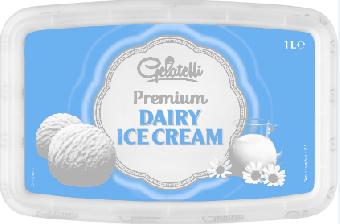 Lidl wzbogacił swoją ofertę o lody marki Gelatelli