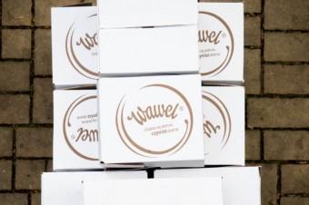 Wawel przekazał bezpłatne środki ochrony dla pracowników sklepów spożywczych