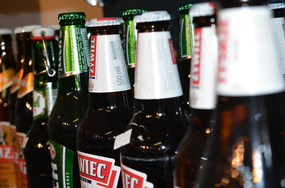 Piwo najczęściej promowanym alkoholem w pandemii