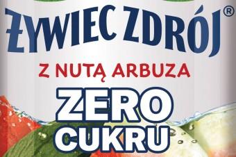 Żywiec Zdrój z nutą owoców ZERO CUKRU  – nowość w ofercie produktów smakowych marki