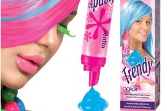 Kultowa pianka koloryzująca do włosów Venita Trendy Color