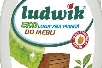 Pianka do czyszczenia mebli Ludwik Ekologiczny