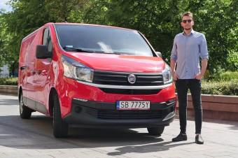 Fiat Talento Furgon 1,2T L2H1 Business Pro