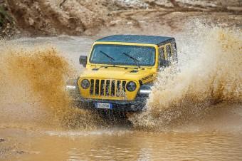 """Jeep® Wrangler w głównej roli w tegorocznej edycji konkursu """"Auto Bild allrad"""