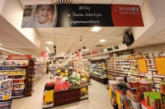 Kolejny sklep SPAR w Poznaniu