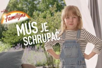 Mus je schrupać… latem! – Familijne startują z kampanią reklamową