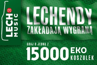Rusza muzyczna akcja konsumencka Lecha