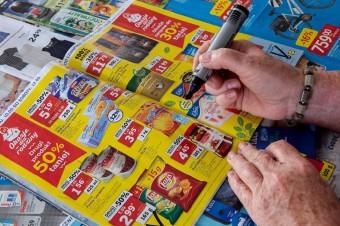 Gazetki wciąż są głównym źródłem informacji w handlu