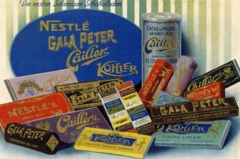 Zaskakujące historie czekoladowych słodyczy Nestlé