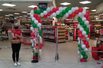 Nowe sklepy SPAR w Inowrocławiu i Józefowie