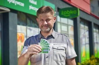 Sukces loterii w Żabce