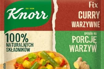Fixy Sposób na porcję warzyw Knorr