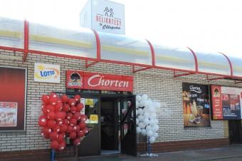 Nowy sklep Chorten w Białymstoku