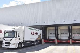 Infrastruktura do ładowania dla zeroemi-syjnej dystrybucji żywności