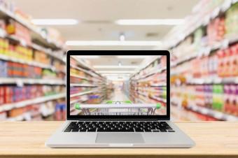 Już prawie 80% Polaków robi zakupy spożywcze online