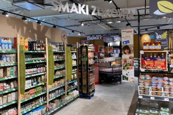 Nowy koncept supermarketu Intermarché – power