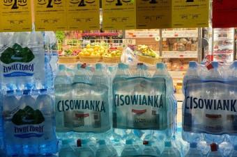 Woda mineralna w te wakacje droższa niż rok temu