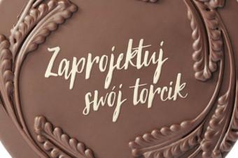 Zaprojektuj swój własny Torcik Wedlowski