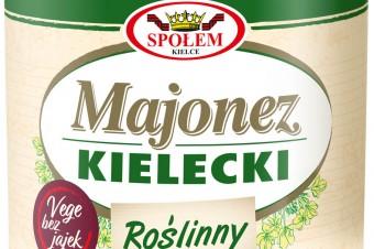 """Roślinny Majonez Kielecki w ofercie WSP """"Społem""""!"""