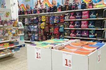CSR-owy powrót do szkoły z Auchan – wymień stary plecak szkolny na nowy