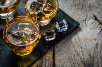 Whisky równo się sprzedaje