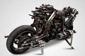 Motocykle rodem z Hollywood po raz pierwszy na Śląsku!