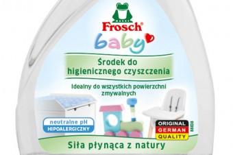 Marka Frosch Baby – w trosce obezpieczeństwo najmłodszych