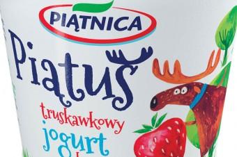 Jogurty Piątuś z tatuażami – OSM Piątnica startuje z kampanią