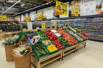 20. supermarket w sieci franczyzowej Carrefour Polska