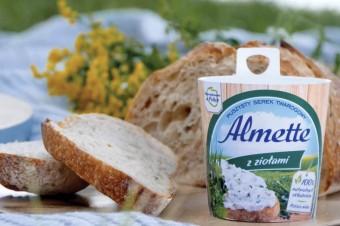 Almette – wyprodukowano w Polsce. Na pograniczu Mazowsza i Podlasia, w Węgrowie
