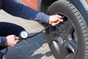 Kontroluj ciśnienie – także w oponach