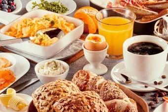 Śniadaniowe produkty