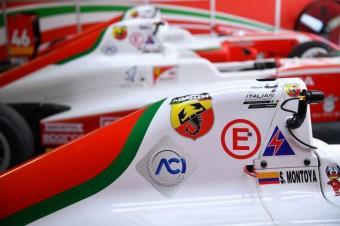 Red Bull Ring w Austrii gospodarzem trzeciego wyścigu Mistrzostw Włoch w kategorii F4 powered by Abarth.