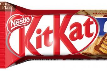 KitKat o smaku ciasteczkowym