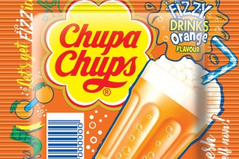 Nowe lizaki Chupa Chups 3D Fizzy Drinks