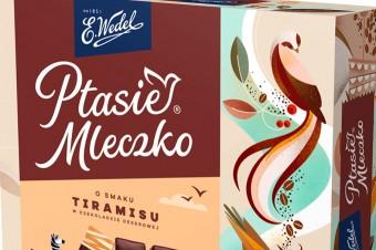 Tiramisu – nowy smak pianek Ptasie Mleczko® na jesień