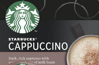 Nestlé wprowadza w Polsce kawę Starbucks do przyrządzania w domu