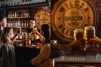 Powstało nowe miejsce na piwnej mapie Warszawy – otwiera się Wilcza Okocim Beer Pub