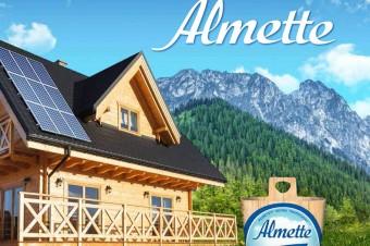 EKO DOM w sercu Tatr w wielkiej loterii ALMETTE
