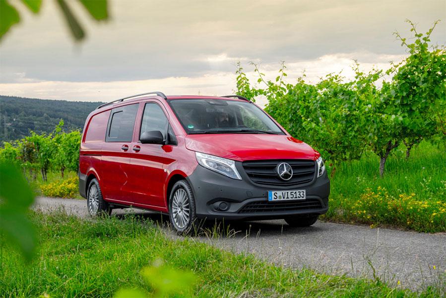 Mercedes Vito – idealne auto dla małej firmy?