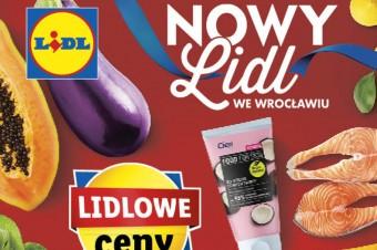 Lidl Polska otworzył nowy sklep we Wrocławiu