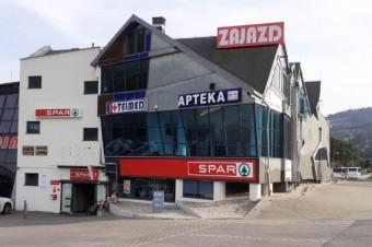 Nowe sklepy SPAR w Rytrze i Jazowsku